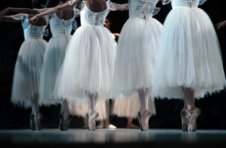 Giselle en spectacle à Paris