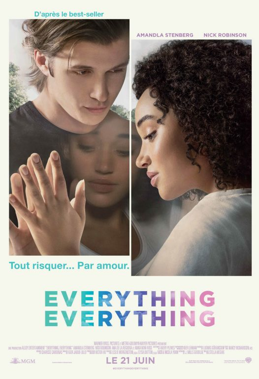 Everything everything à l'écran